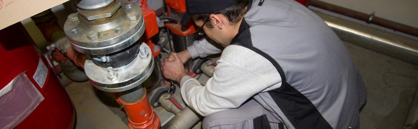 Maintenance multitechnique & Exploitation d\'installations thermiques