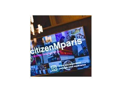 INAUGURATION CITIZENM GARE DE LYON